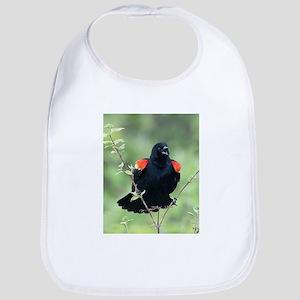 Red-Winged Blackbird Bib