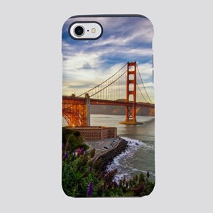 Golden Gate Bridge iPhone 8/7 Tough Case