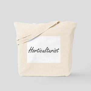 Horticulturist Artistic Job Design Tote Bag