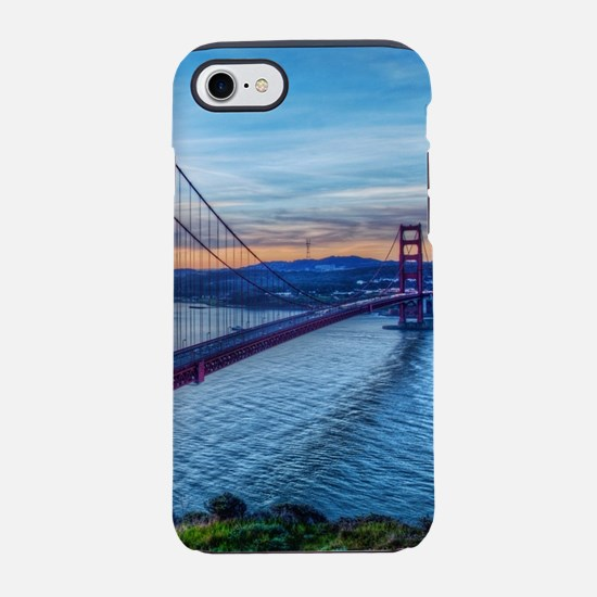 Golden Gate Bridge iPhone 8/7 Tough Case