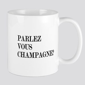 Parlez Vous Champagne? Mug
