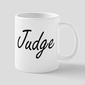 Judge Artistic Job Design Mugs