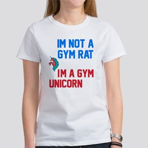 Gym Unicorn Women's T-Shirt
