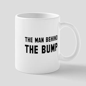 Man Behind the Bump Mug