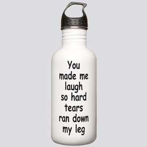 Laugh So Hard 3 Stainless Water Bottle 1.0L