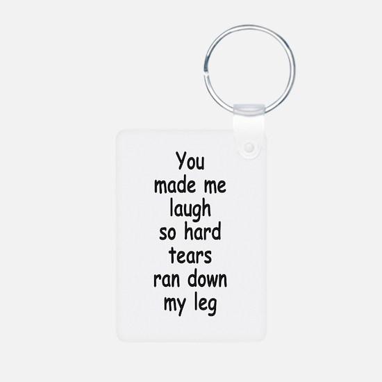 Laugh So Hard 3 Keychains