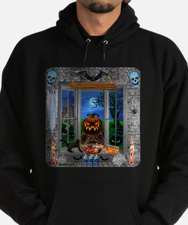 Cute Haunted house Hoodie