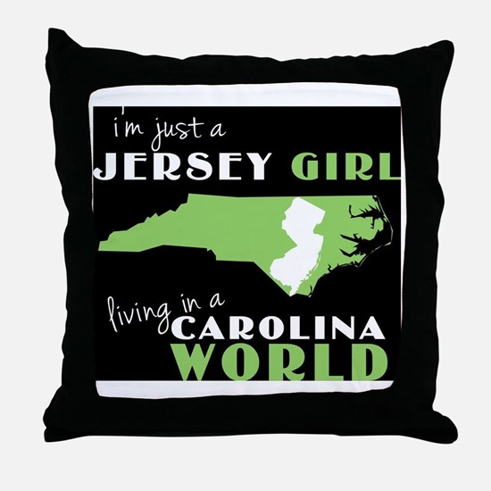 Unique Jersey Throw Pillow