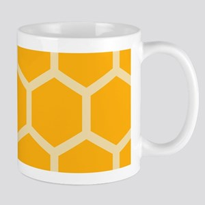Honeycomb Hexagon Mug