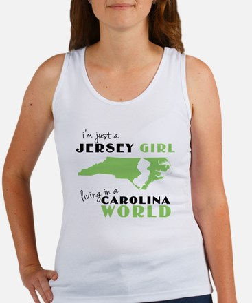 Funny New jersey Women's Tank Top