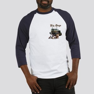 Big Dogs Baseball Jersey