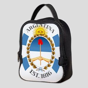 Argentina Neoprene Lunch Bag