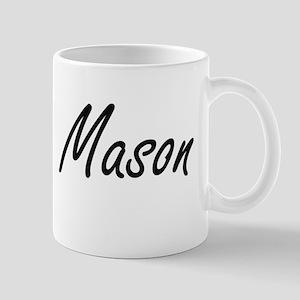 Mason Artistic Job Design Mugs