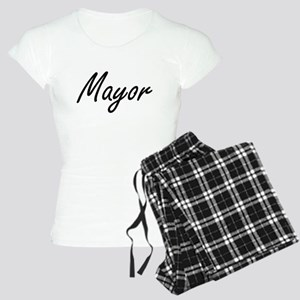 Mayor Artistic Job Design Women's Light Pajamas