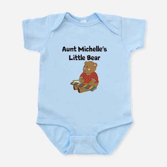 Aunts Little Bear Body Suit