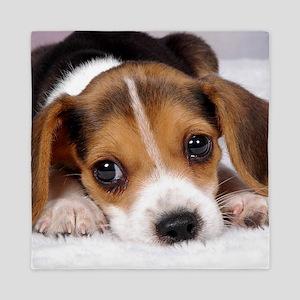 Cute Puppy Queen Duvet