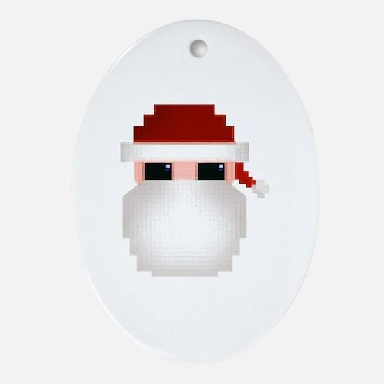 Cute Video Oval Ornament