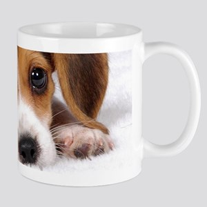 Cute Puppy Mugs