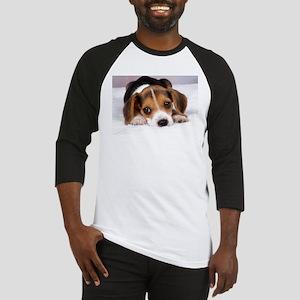 Cute Puppy Baseball Jersey