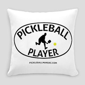 Pickleball Player #2 Everyday Pillow