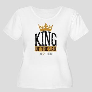 Bones King of Women's Plus Size Scoop Neck T-Shirt