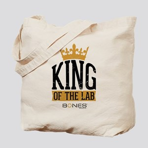 Bones King of the Lab Tote Bag