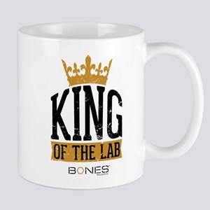 Bones King of the Lab Mug