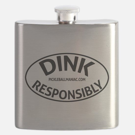 Dink Resposibly Flask