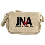 JNA with Chef Hat Messenger Bag