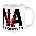 JNA with Chef Hat Mugs
