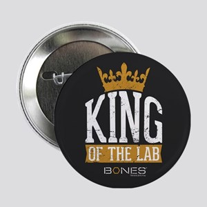 """Bones King of the Lab 2.25"""" Button"""
