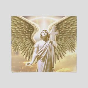 St. Archangel Gabri... Throw Blanket