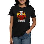 Canizares Family Crest Women's Dark T-Shirt