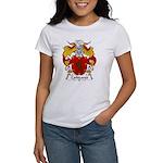Canizares Family Crest Women's T-Shirt