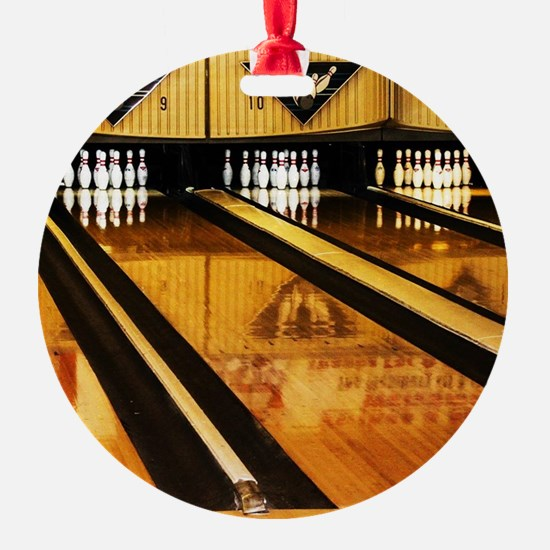 Unique Bowling Ornament