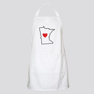 I Love Minnesota Apron