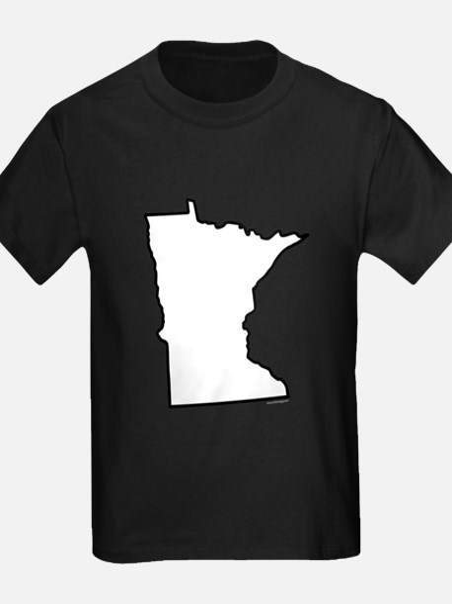 Minnesota State Outline T