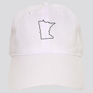 Minnesota State Outline Cap