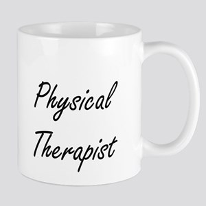Physical Therapist Artistic Job Design Mugs