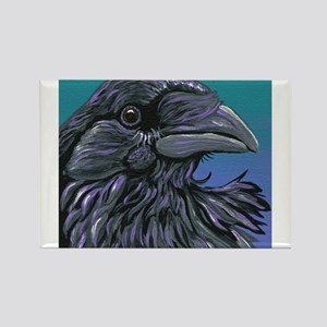 Crow Raven Bird Magnets
