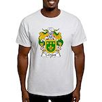 Cangas Family Crest Light T-Shirt