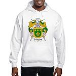 Cangas Family Crest Hooded Sweatshirt