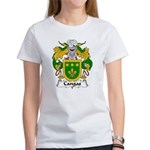 Cangas Family Crest Women's T-Shirt