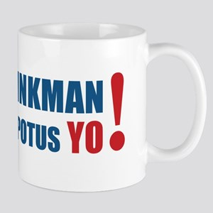 Jesse Pinkman For President Mugs