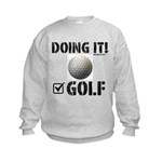 Golf Doing It! Sweatshirt