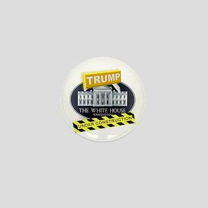 Trump White House Mini Button