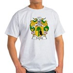 Camus Family Crest Light T-Shirt