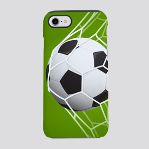 Football Goal iPhone 8/7 Tough Case