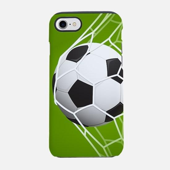 Football Goal iPhone 8/7 Tough Case