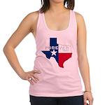Forever Texas Racerback Tank Top